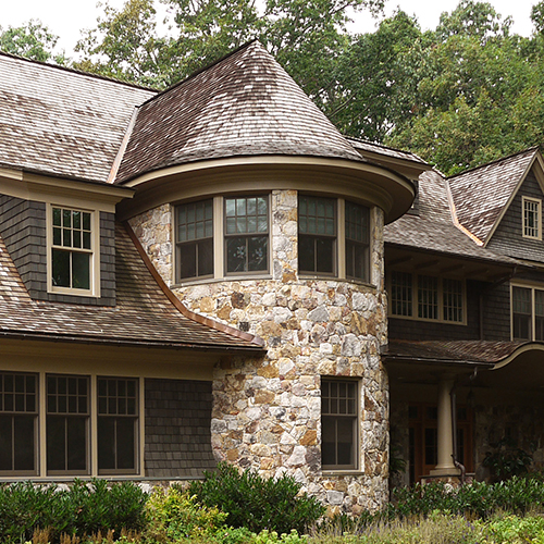 Craftsman Shingle