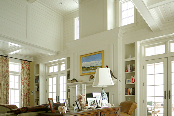 Trim adds Warmth and Character to Interiors and Exteriors