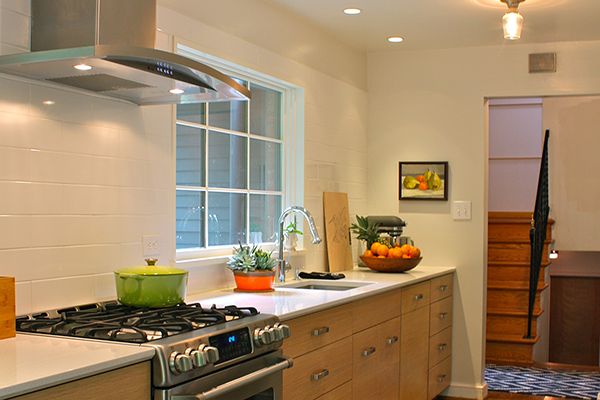 Galley Kitchen