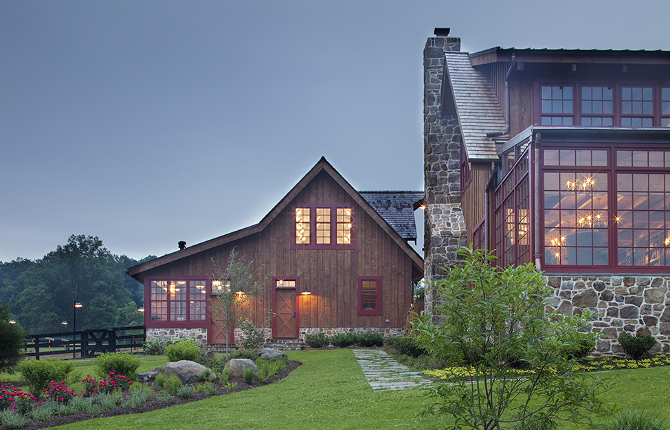Middle Creek Barn