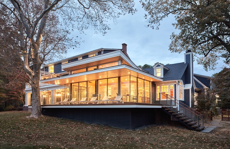 Eastern Shore Conservatory Rill Architects